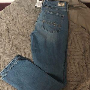 Levi's curvy fit jeans